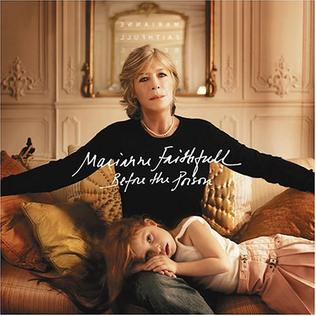 <i>Before the Poison</i> album by Marianne Faithfull