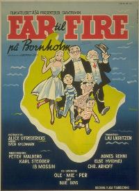 <i>Father of Four on Bornholm</i> 1959 film