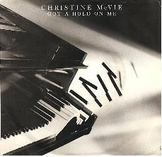 Got a Hold on Me 1984 single by Christine McVie