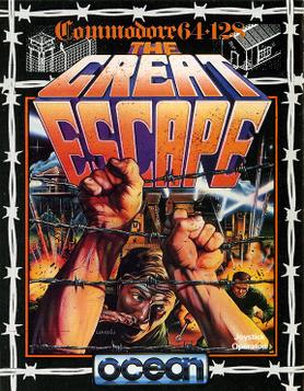 The Great Escape (1986 video game) - Wikipedia