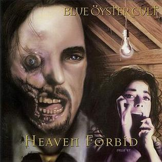 <i>Heaven Forbid</i> 1998 studio album by Blue Öyster Cult