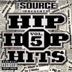 <i>The Source Presents: Hip Hop Hits, Vol. 5</i> 2001 compilation album by Various artists