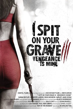 I spit in your grave