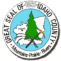 Official seal of Idaho County