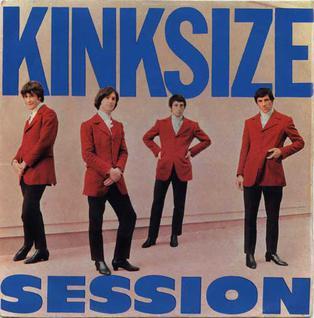 Kinksize Session artwork