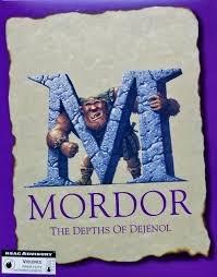 <i>Mordor: The Depths of Dejenol</i> 1995 video game