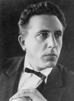 Russian film director and screenwriter (1881–1945)