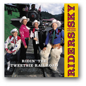 <i>Ridin the Tweetsie Railroad</i> 2002 studio album by Riders in the Sky