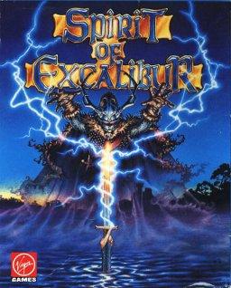 <i>Spirit of Excalibur</i> 1990 video game