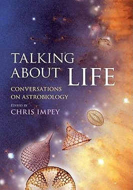 <i>Talking About Life</i> book by Chris Impey