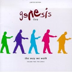 <i>The Way We Walk, Volume Two: The Longs</i> 1993 live album by Genesis