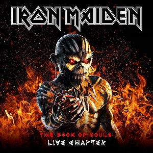 <i>The Book of Souls: Live Chapter</i> 2017 live album and video by Iron Maiden