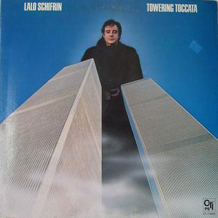 <i>Towering Toccata</i> album by Lalo Schifrin