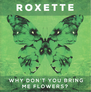 Why Dont You Bring Me Flowers? 2016 single by Roxette