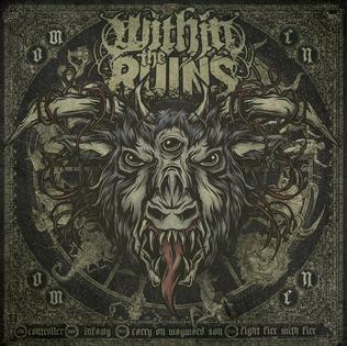 <i>Omen</i> (Within the Ruins EP) 2011 EP by Within the Ruins