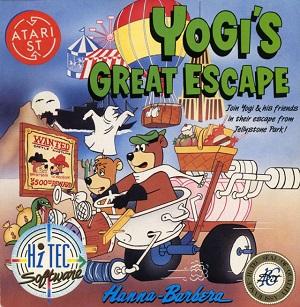 <i>Yogis Great Escape</i> (video game)