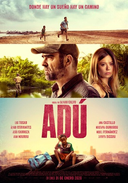 Picture of a movie: Adú