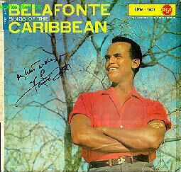 1957 studio album by Harry Belafonte