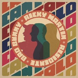 Cántalo 2019 single by Ricky Martin