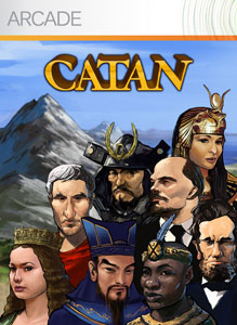 <i>Catan</i> (2007 video game) 2007 video game