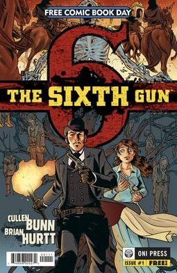 Picture of a book: The Sixth Gun