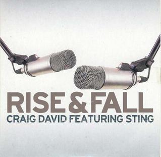 Rise & Fall (Craig David song) 2003 single by Craig David