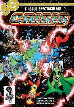 Crisis On Infinite Earths Deutsch