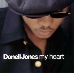 <i>My Heart</i> (Donell Jones album) 1996 studio album by Donell Jones