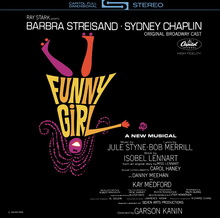 <i>Funny Girl (Original Broadway Cast Recording)</i> 1964 cast recording by Barbra Streisand / various artists