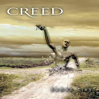 <i>Human Clay</i> 1999 studio album by Creed