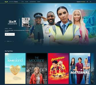 Television websites - WikiVisually