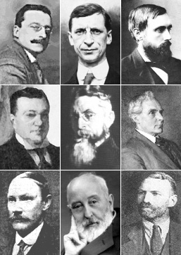 conscription crisis of  the nine anti conscription committee members