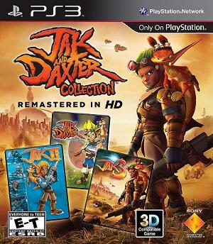 Jak and Daxter HD Trilogy