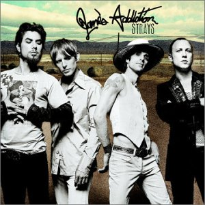 <i>Strays</i> (Janes Addiction album) 2003 studio album by Janes Addiction