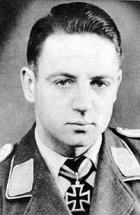 Karl-Heinz Weber German flying ace