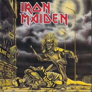 Sanctuary (Iron Maiden song) original song written and composed by Paul DiAnno, Dave Murray, Steve Harris