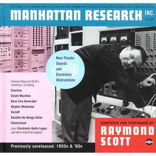 <i>Manhattan Research, Inc.</i> 2000 compilation album by Raymond Scott