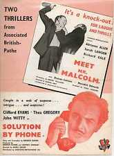 <i>Meet Mr. Malcolm</i>