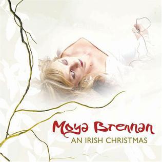 File:Moya Brennan - An Irish Christmas.jpg - Wikipedia