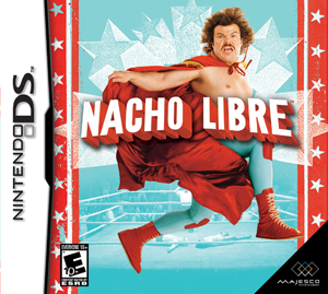 nacho libre the game