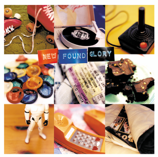 <i>New Found Glory</i> (album) 2000 studio album by New Found Glory