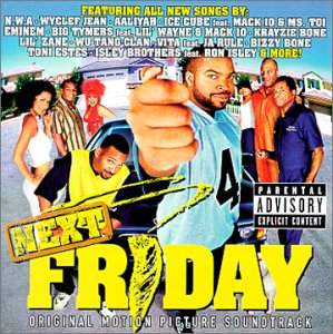 Next Friday (soundtrack)