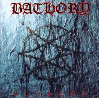 <i>Octagon</i> (Bathory album) album