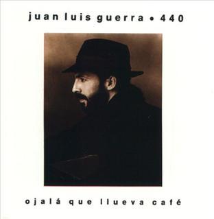 <i>Ojalá Que Llueva Café</i> 1989 studio album by Juan Luis Guerra