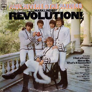 <i>Revolution!</i> 1967 studio album by Paul Revere & the Raiders