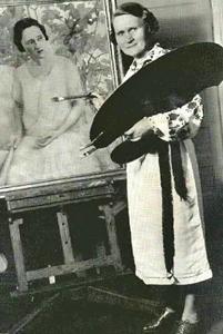 Mabel Pugh American painter, printmaker, illustrator and teacher
