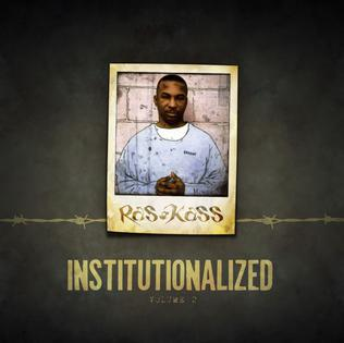 Resultado de imagen para Ras Kass - Institutionalized Vol. 2