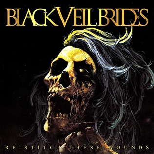 <i>Re-Stitch These Wounds</i> 2020 album by Black Veil Brides
