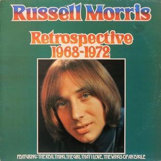 Retrospective Russell Morris Album Wikipedia