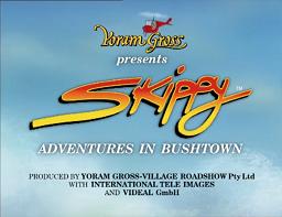 <i>Skippy: Adventures in Bushtown</i>